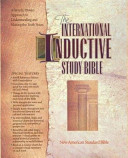 The International Inductive Study Bible