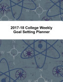 2017-18 College Weekly Goal Setting Planner