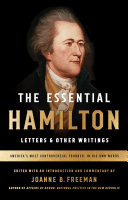 The Essential Hamilton  Letters and Other Writings