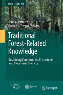 Traditional Forest Related Knowledge