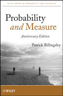 Probability and Measure