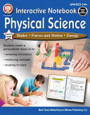 Interactive Notebook  Physical Science  Grades 5   8