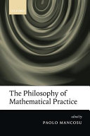 The Philosophy of Mathematical Practice Book