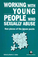 Working with Young People who Sexually Abuse
