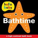 Hello Baby Bathtime Bath Book