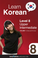 Learn Korean - Level 8: Upper Intermediate