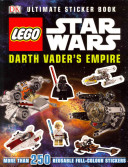 LEGO® Star Wars Darth Vader's Empire Ultimate Sticker Book
