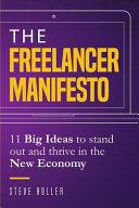 The Freelancer Manifesto