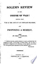 The Friend of Peace Book PDF