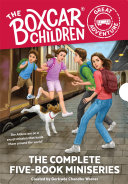 The Boxcar Children Great Adventure 5-Book Set
