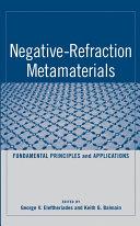 Negative Refraction Metamaterials