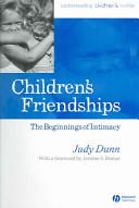 Children S Friendships
