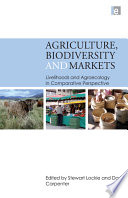 Agriculture  Biodiversity and Markets Book