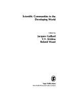 Scientific Communities In The Developing World
