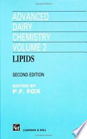 """Advanced Dairy Chemistry-2: Lipids"" by P. F. Fox"