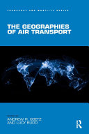 The Geographies of Air Transport