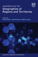Handbook on the Geographies of Regions and Territories