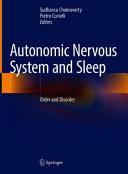 Autonomic Nervous System and Sleep Book
