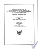 Report Of Investigation Of Enron Corporation And Related Entities Regarding Federal Tax And Compensation Issues And Policy Recommendations Volume Ii Appendices A B