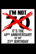 I m Not 70  It s the 49th Anniversary of My 21st Birthday