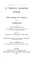 Pdf P. Vergili Maronis Opera