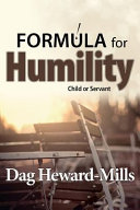 Formula for Humility
