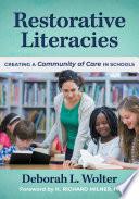 Restorative Literacies Book PDF
