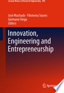 Innovation  Engineering and Entrepreneurship