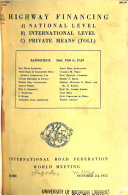 World Meeting, Rome, October 2-6, 1955