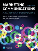 Image of book cover for Marketing communications : a European perspective