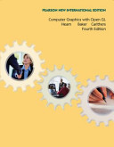 Cover of Computer Graphics with Open GL