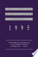 Validation Compliance Annual Book