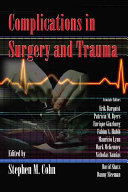 Complications in Surgery and Trauma Book
