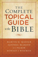 The Complete Topical Guide to the Bible Book