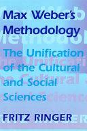 Max Weber's Methodology