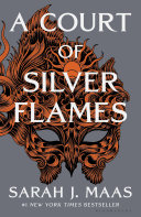 link to A court of silver flames in the TCC library catalog