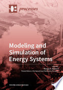 Modeling and Simulation of Energy Systems Book