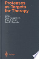 Proteases As Targets For Therapy Book PDF