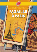 Pagaille à Paris Book