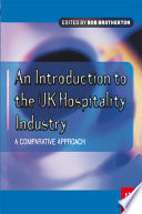 An Introduction to the UK Hospitality Industry