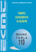 ECMT Round Tables Traffic Congestion in Europe