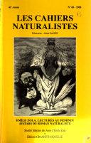 Les Cahiers naturalistes