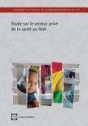Pdf Étude sur le secteur privé de la santé au Mali Telecharger