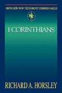 Abingdon New Testament Commentaries   1 Corinthians Book PDF