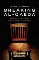 Breaking Al-Qaeda ebook