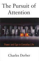 The Pursuit of Attention Book