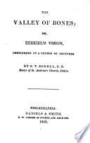 The Valley of Bones  Or Ezekiel s Vision