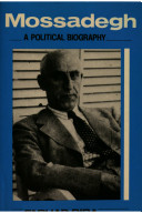 Mohammad Mossadegh Book