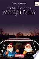 Cornelsen Senior English Library - Literatur/Ab 10. Schuljahr - Notes from the Midnight Driver