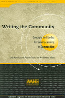 Writing the Community